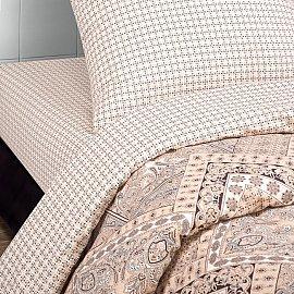 Простынь поплин гладкокрашеный, Италия, арт. 953, 200*215 см