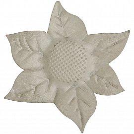 """Держатель-клипса для штор """"Цветок"""", дизайн 127.592, сталь"""