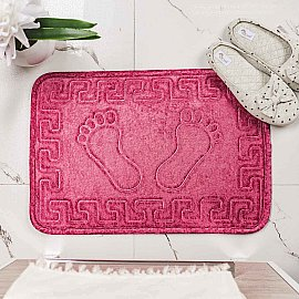 Коврик Arya Dayna, розовый, 40*60 см
