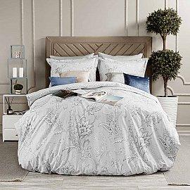 КПБ Arya Simple Living Harley (1.5 спальный), светло-серый