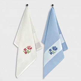 Набор кухонных полотенец Arya Simin-5, 45*70 см - 2 шт