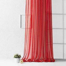 """Тюль """"Грик"""", красный, 500*270 см"""