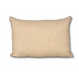 "Подушка ""Сахара"", верблюжья шерсть, 50*68  см"