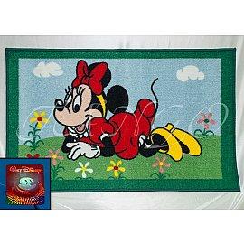 Детский коврик для ванной Минни Маус, 50*80 см
