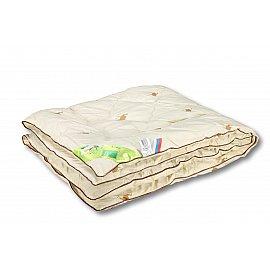"""Одеяло """"Сахара"""", теплое, бежевый, 110*140 см"""
