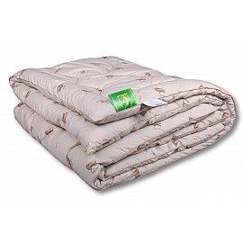 """Одеяло """"Овечья шерсть"""", теплое, кремовый, 172*205 см"""