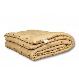 "Одеяло ""Camel"", теплое, бежевый, 140*205 см"