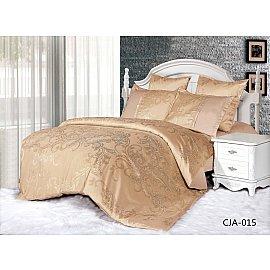 КПБ сатин жаккард дизайн 015 (2 спальный)