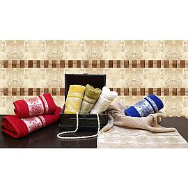 Набор полотенец Turkiz Cotton Havlu, 70*140 см - 6 шт