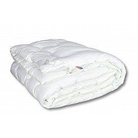 "Одеяло ""Алоэ"", теплое, белый, 140*205 см"