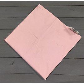 Комплект наволочек сатин, розовый, 68*68 см