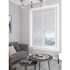 Рулонная штора Molly, белый, 68 см