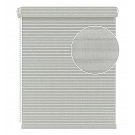 Рулонная штора Molly, серый, 48 см