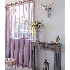 Тюль Hohmann 2888-64, розовый, 300*250 см