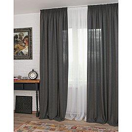 Комплект штор Rulli-70, серый (plata), 160*250 см
