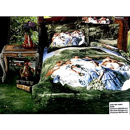 КПБ Сатин дизайн 204 (2 спальный)