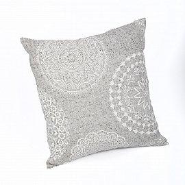 """Декоративная подушка """"Тату""""-3, серый"""