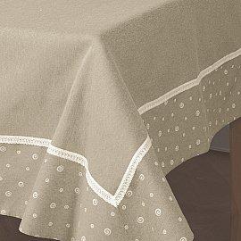 """Скатерть """"Улитка"""", дизайн 72304, прямоугольная, 160*240 см"""
