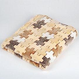 Плед Бамбук Пазл, 180*200 см