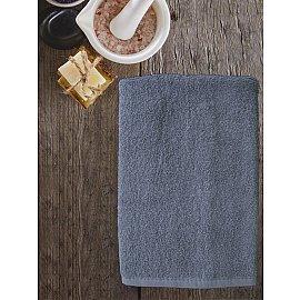 Полотенце махровое Amore Mio AST Cotton, серый, 70*130 см