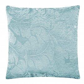 Наволочка декоративная Arya Leaf, мятный, 45*45 см