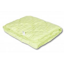 """Одеяло """"Алоэ"""", легкое, зеленый, 200*220 см"""