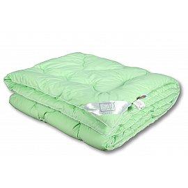 """Одеяло """"Бамбук"""", теплое, зеленый, 140*205 см"""