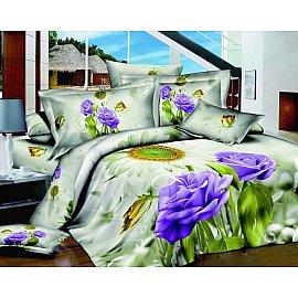 КПБ Cатин дизайн 824 (1.5 спальный)