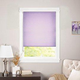 """Рулонная штора """"Райли"""", фиолетовый, 68 см"""