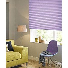 """Рулонная штора ролло """"Райли"""", фиолетовый, 160 см"""