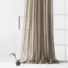 """Тюль """"Рохо"""", коричневый, 300*270 см"""