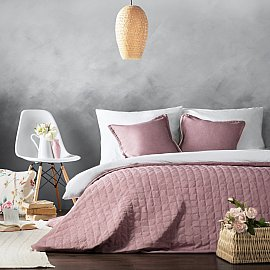 """Покрывало """"Ибица"""", розовый, 160*220 см"""