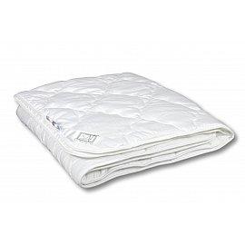 """Одеяло """"Алоэ"""", легкое, белый, 140*205 см"""