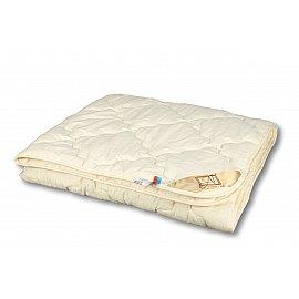 """Одеяло """"Модерато"""", всесезонное, бежевый, 172*205 см"""