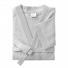 "Халат унисекс ""Verossa Classic"", холодный серый, р. XL"