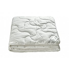 "Одеяло ""Лебяжий пух сатин"", 140*205 см"