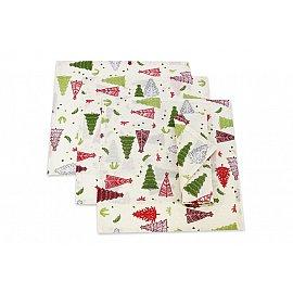 """Набор салфеток """"Marry Christmas"""", дизайн 620"""