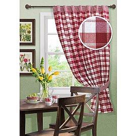 """Шторы для кухни """"Cottage A"""", дизайн 670"""