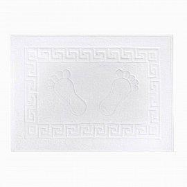 Коврик для ванной Arya Otel, белый, 50*70 см