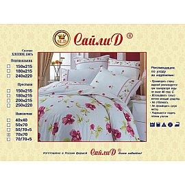 Комплект постельного белья A-22-e (Евро)