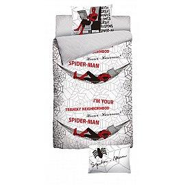 КПБ Marvel Friendly Spider Man (1.5 спальный)