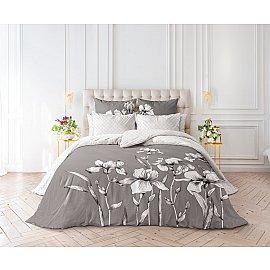 КПБ Verossa Перкаль Iris с наволочками 70*70 (1.5 спальный)