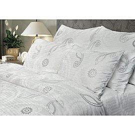 КПБ Verossa Stripe Серебряный вальс с наволочками 70*70 (1.5 спальный)
