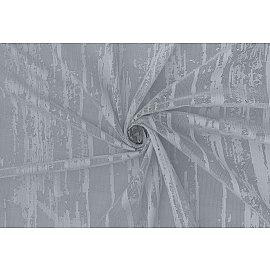 "Тюль ""Дождь"", серый, 200*260 см"