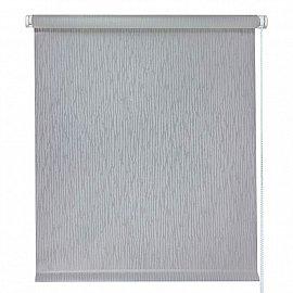 "Рулонная штора ""Дождь"", серый, 47 см"