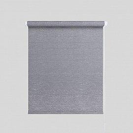 "Рулонная штора ""Гелакси"", платина, 57 см"