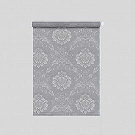 """Рулонная штора """"Шарм"""", серый, 61,5 см"""