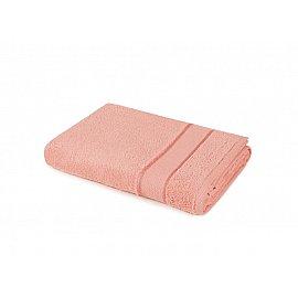 """Полотенце """"Aquarelle Весна"""", розово-персиковый, 70*140 см"""