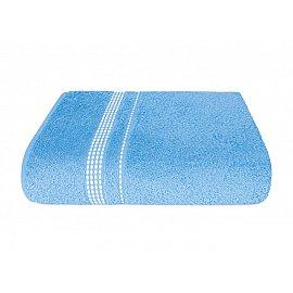 """Полотенце """"Aquarelle Лето"""", спокойный синий, 40*70 см"""