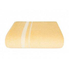 """Полотенце """"Aquarelle Лето"""", светло-желтый, 40*70 см"""